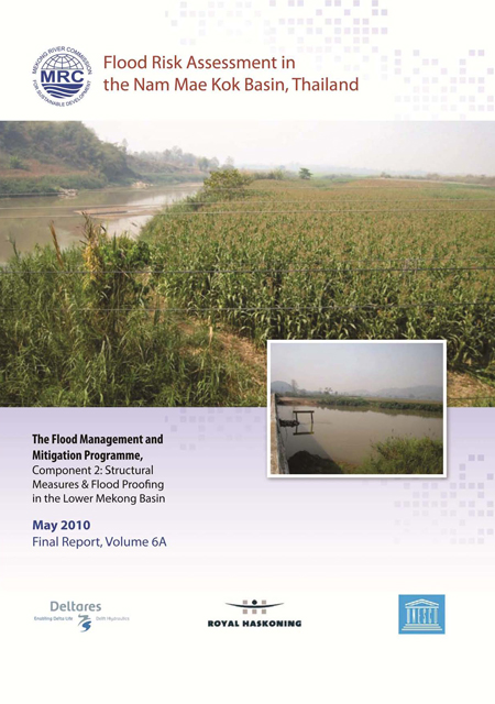 Flood Risk Assessment in the Nam Mae Kok Basin, Thailand