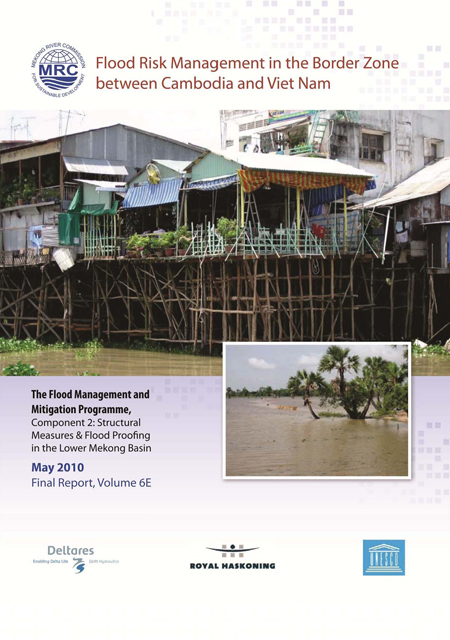 Flood Risk Management in the Border Zone between Cambodia and Viet Nam